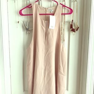 Light Pink Tobi Dress